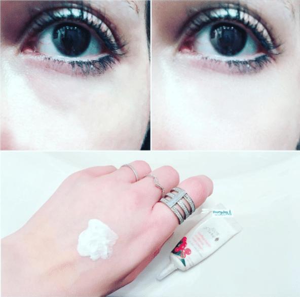 100 percent pure cosmetics coffee caffeine puffy and under eye circle eye cream lotion