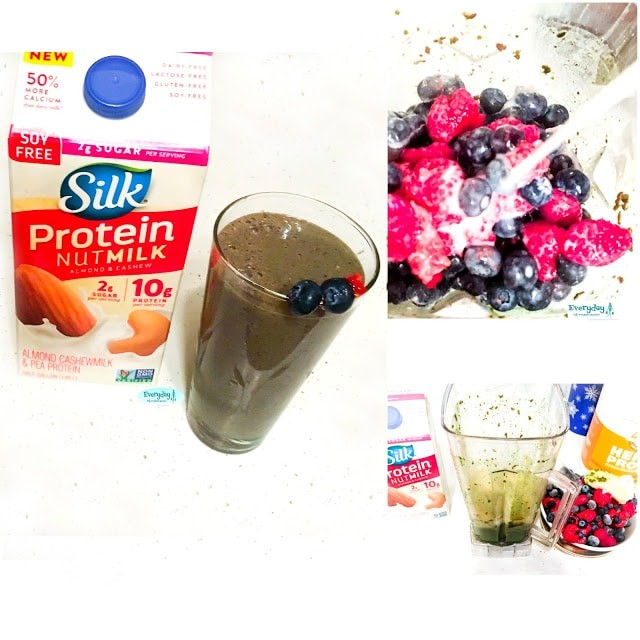 Silk Milk with Pea Protein and Recipe Review