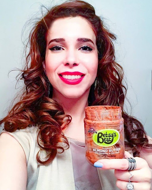 Betsy's Best Nut Butter with Benefits Honest Review