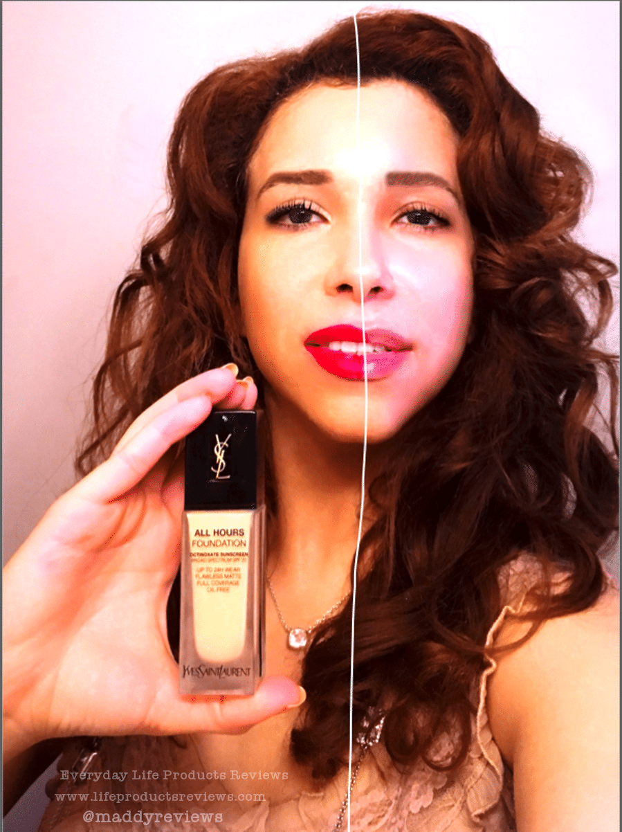 cosmetics-YSL-Yves-saint-laurent-24-hr-flawless-foundation-before-and-after-look-appearance
