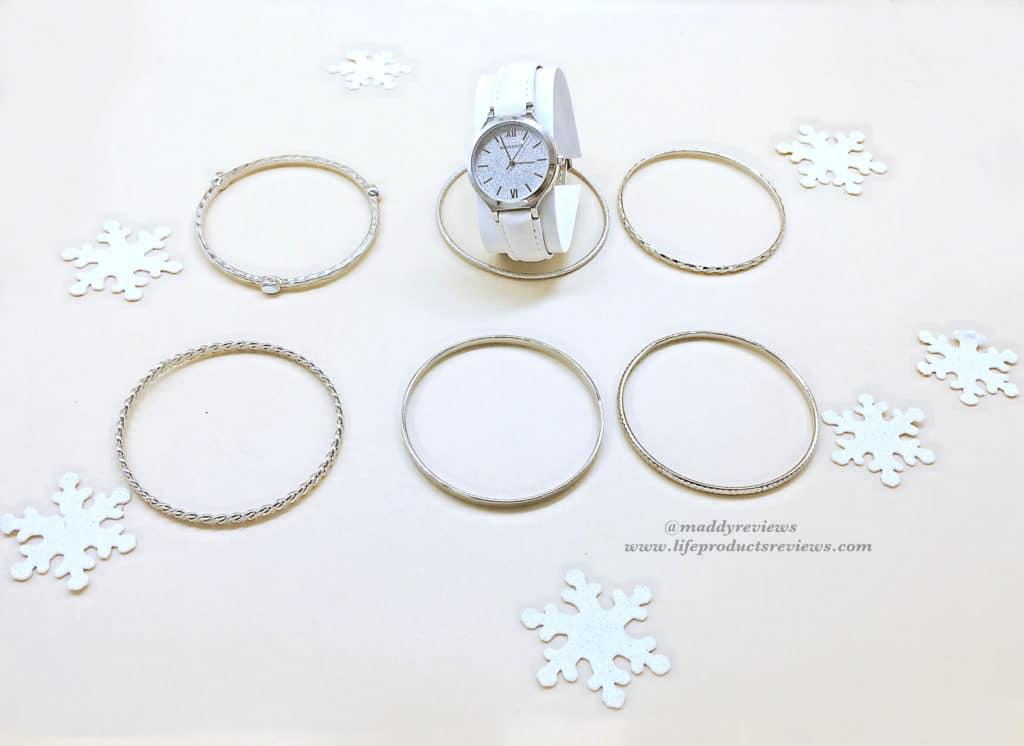 High-fashion-sparkle-bracelets-watch