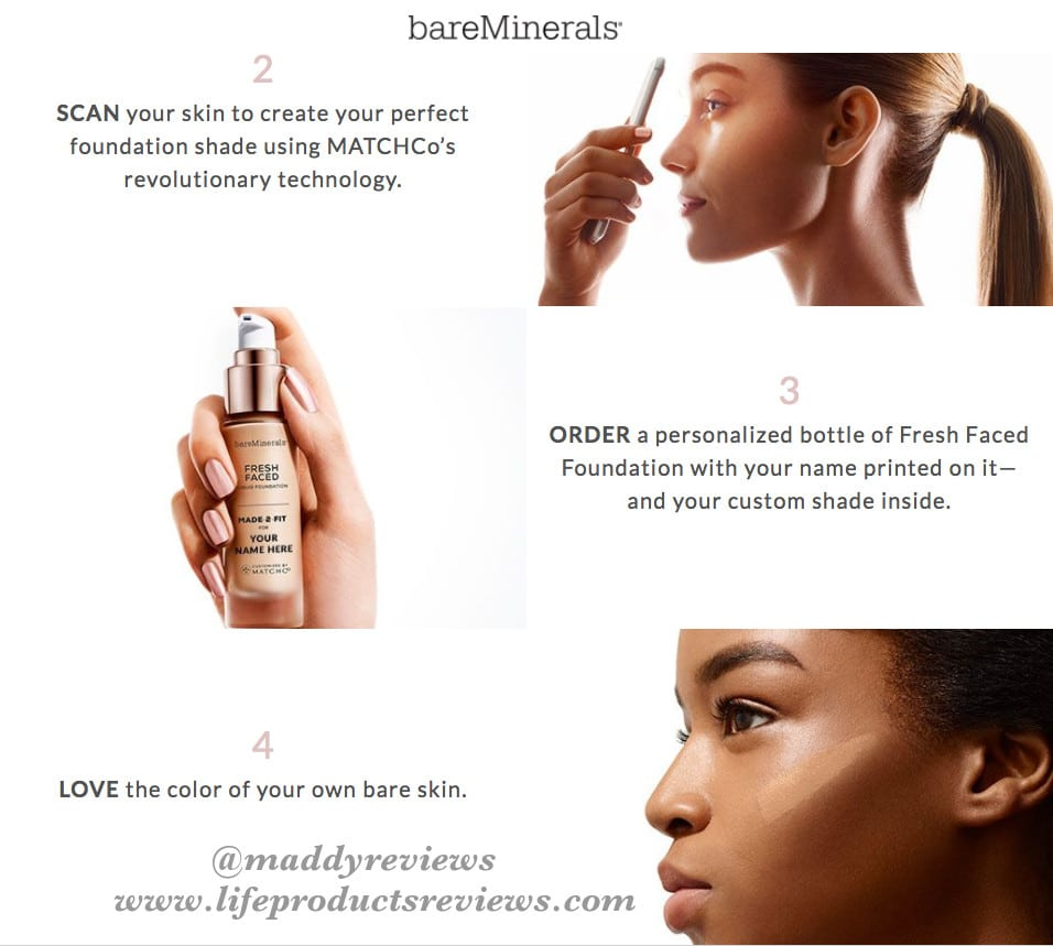 Bare-minerals-fresh-faced-made-2-fit-easy-steps-using-the-iphone-andriod-samsung-galaxy-app