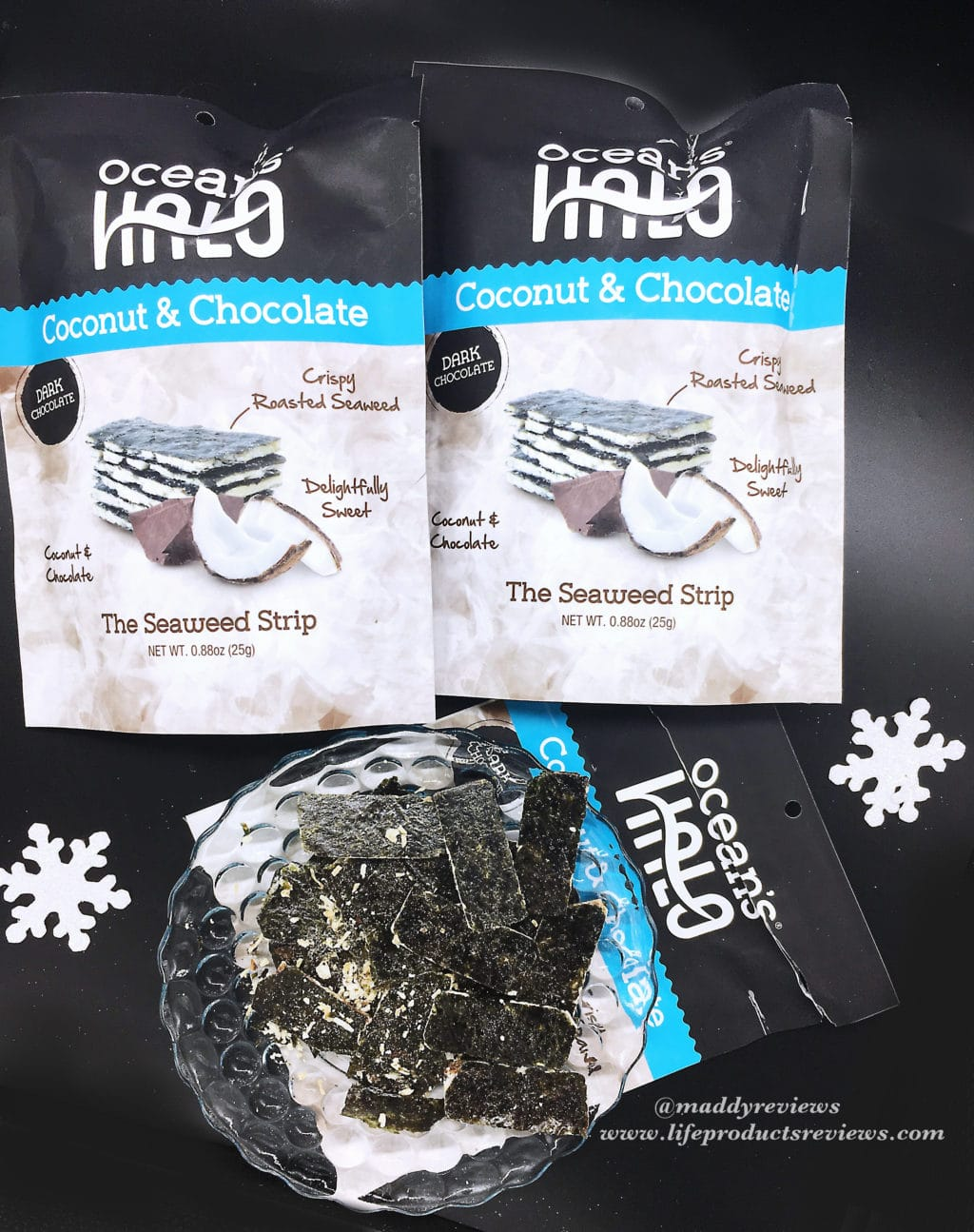 Halo-seaweed-chocolate-coconut-strips-chips-desserts-healthy-snack-free