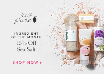15% Off All Sea Salt Products for the Month of December
