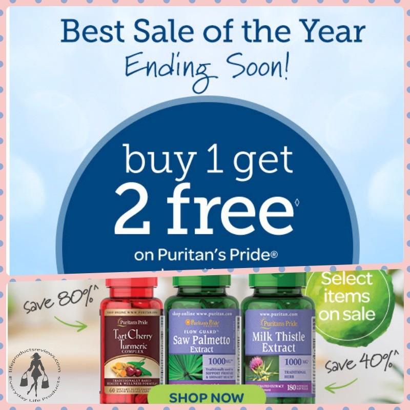 Puritans pride Best Sale of the YearPuritans pride Best Sale of the Year