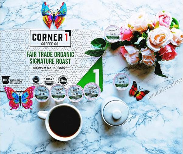 Fair-trade-organic-signature-roast-medium-dark-roast-Corner-One-Coffee