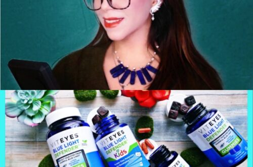 Viteyes Blue Light Protection Supplement