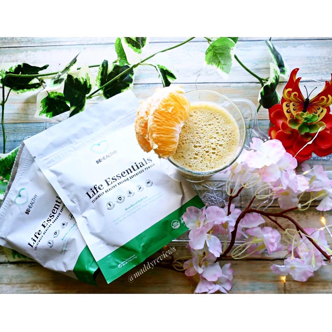 Be-Healthy-Life-Essentials-Creamsicle-Orange-Smoothie